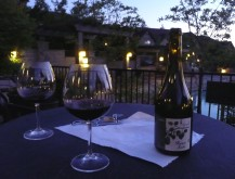 pkw wine and glasses